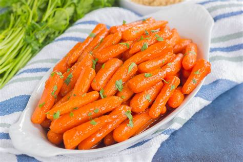 brown sugar carrots maple brown sugar glazed carrots pumpkin n spice