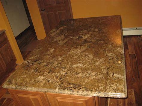 beveled edge crafted countertops wisconsin granite