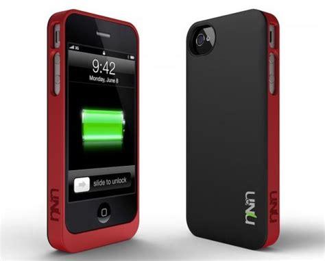 iphone battery jumps unu ex era modular iphone 4 battery gadgetsin