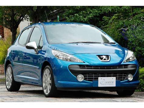 2009 Peugeot 207 Feline For Sale, Japanese Used Cars