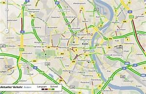 Google Maps Köln : alles gr n auf deutschen stra en google maps verkehrsinfo ~ Watch28wear.com Haus und Dekorationen