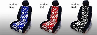 Seat Covers Hawaiian Custom Tropical Start