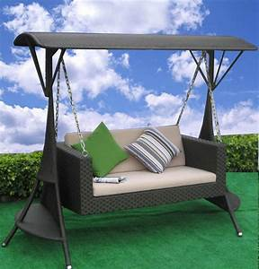 Patio swing sets patio design ideas for Outdoor swing chair design