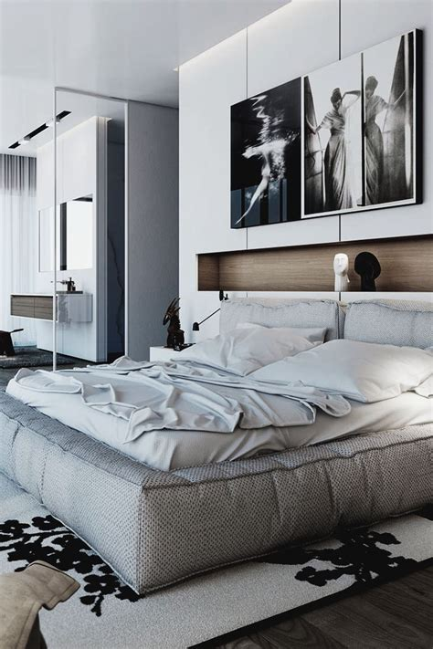 Modern Home Decor Ideas Bedroom by I This Soft Bed Frame Interior Decor Ideas