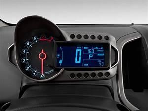 Image  2013 Chevrolet Sonic 5dr Hb Auto Lt Instrument