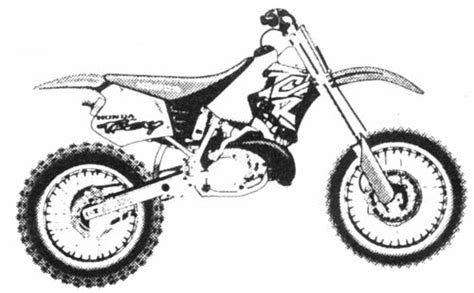Bike Clipart Motorcross