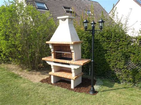 comment construire un barbecue en brique guide et photos