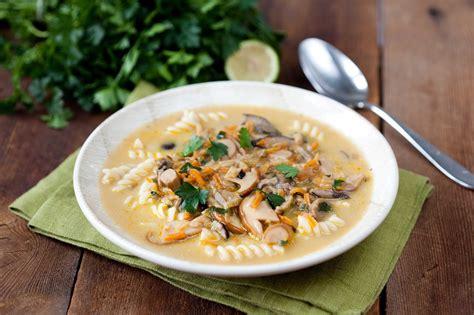 Zupa grzybowa | Smaczny zeszyt