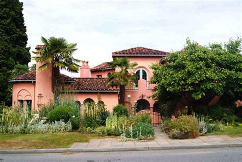 spanish colonial revival vancouver heritage foundation