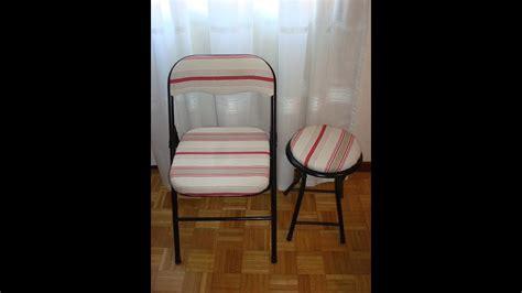 tapizado de sillas youtube