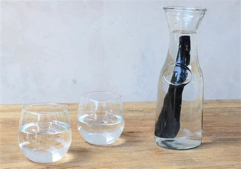 glass water pitcher with filter better than brita water filters with no plastic parts