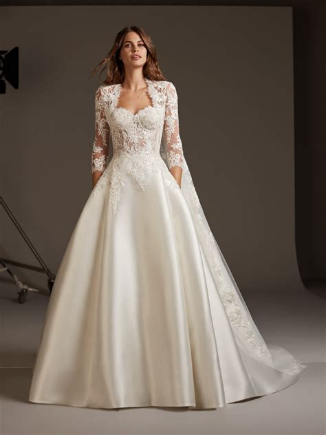Wedding Dresses by Gown Wedding Dresses Bridal Gowns Pronovias