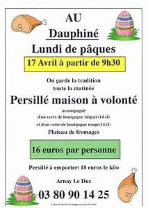 Lundi De Pâques 2017 : mairie d 39 arnay le duc lundi de p ques au dauphin ~ Melissatoandfro.com Idées de Décoration