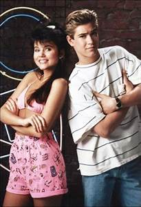"""zack & kelly """"saved by the bell"""" 