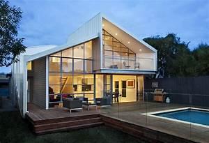planos de casa de dos pisos hibrida construye hogar With katzennetz balkon mit la pirogue premium garden bungalow