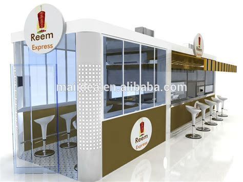 cuisine mobile non fade shipping container restaurant container mobile