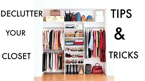10 Reasons To Declutter Your Closet Right Now by Declutter Your Closet Tips Tricks