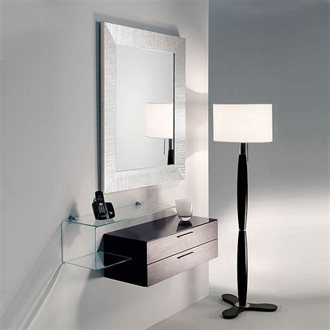 Specchi Per Ingressi Casa by Composizione Ingresso Mobile Specchio E Mensola Flexi 12