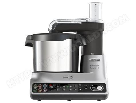 kenwood robot cuiseur kenwood kcook multi smart ccl455si pas cher robot