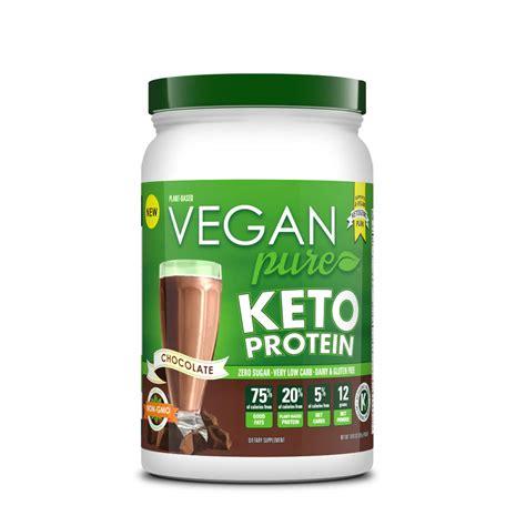 Amazon.com: Vegan Pure Keto Protein Powder, Sugar Free