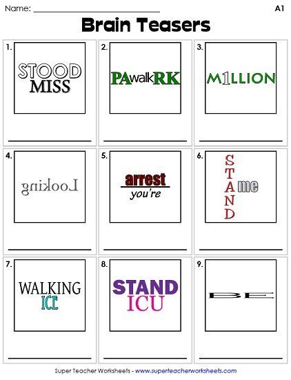 25 best ideas about rebus puzzles on word
