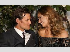 Besotted Matt Smith to pop the question to girlfriend Lily