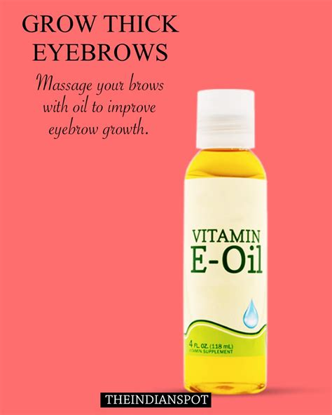 regrow eyebrows grow  thin   plucked brows