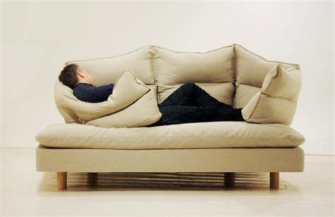 Comfortable Settee The Most Comfortable