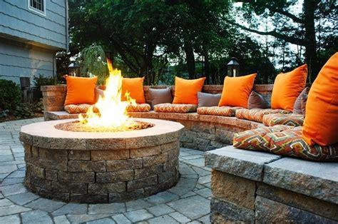 outdoor fireplace vs pit backyard fire pit vs outdoor fireplace