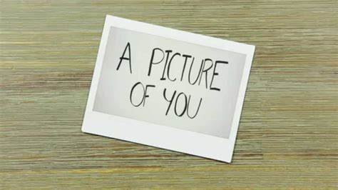 Johnny Reid, A Picture Of You (lyric Video) Youtube