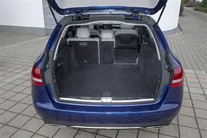 Coffre Mercedes Classe A : essai mercedes classe c 250 bluetec break bva7 2014 photo 45 l 39 argus ~ Gottalentnigeria.com Avis de Voitures