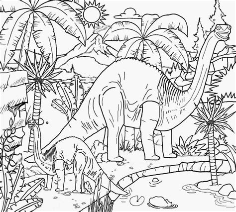 Kleurplaat Jurassic Park by Jurassic Park Free Coloring Pages