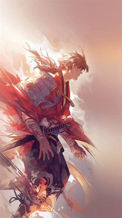 Hero Iphone Anime Hanyijie Flare Plus Papers