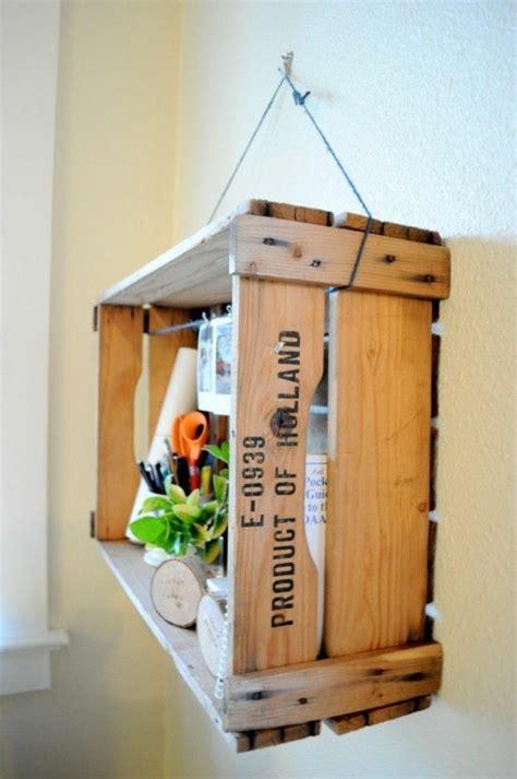 idee de bureau a faire soi meme 1001 idées et tutos pour fabriquer un meuble en cagette