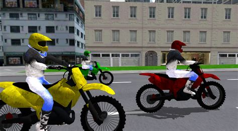 City Bike Racing Android Apps Google Play