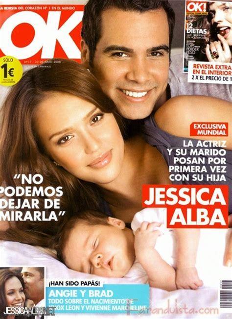 jessica mas y su esposo jessica alba y cash warren con su hija honor farandulista