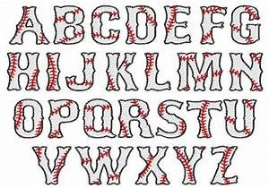 205 best images about clip art letters numbers on With sports themed letter art