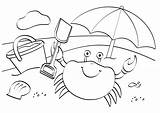 Colouring Seaside Beach Pdf Coloring Pages Activity Ichild Kb sketch template