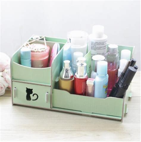 Rak Meja Kosmetik jual 6212 rak kosmetik cat desktop storage