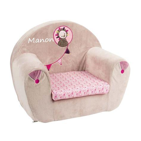 fauteuil pour chambre bébé fauteuil bébé fille mundu fr
