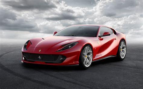 Ferrari 812 Superfast 2017 4k Wallpapers Hd Wallpapers