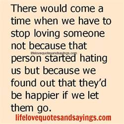 Quotes About Stop Loving Someone