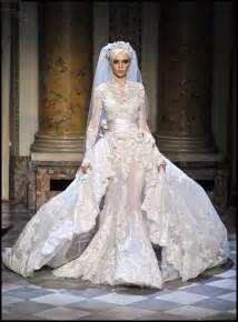 beautiful wedding gowns beautiful wedding dress with mermaid shape ipunya
