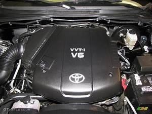 2008 Toyota Tacoma V6 Trd Sport Access Cab 4x4 Engine Photos