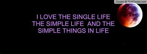 Loving Single Life Quotes