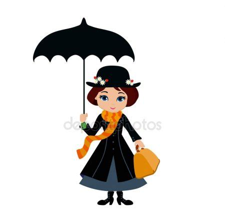 Poppins Clipart Poppins Stock Vectors Royalty Free Poppins
