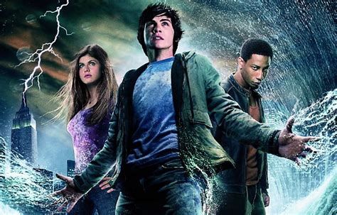 percy jackson and the lighting thief book vs the lightning thief forever