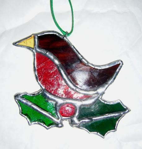 yew tree glass christmas gifts stained glass cross