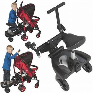 Kinderwagen Für 2 Kinder : filliboard buggyboard zusatzsitz erweiterung f r kinderwagen buggy jogger ebay ~ Yasmunasinghe.com Haus und Dekorationen