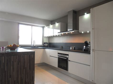 meuble de cuisine blanc quelle couleur pour les murs meuble de cuisine blanc quelle couleur pour les murs 11